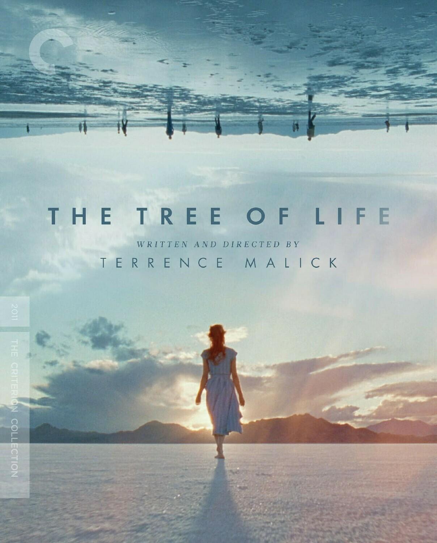 THE TREE OF LIFE - BLURAY