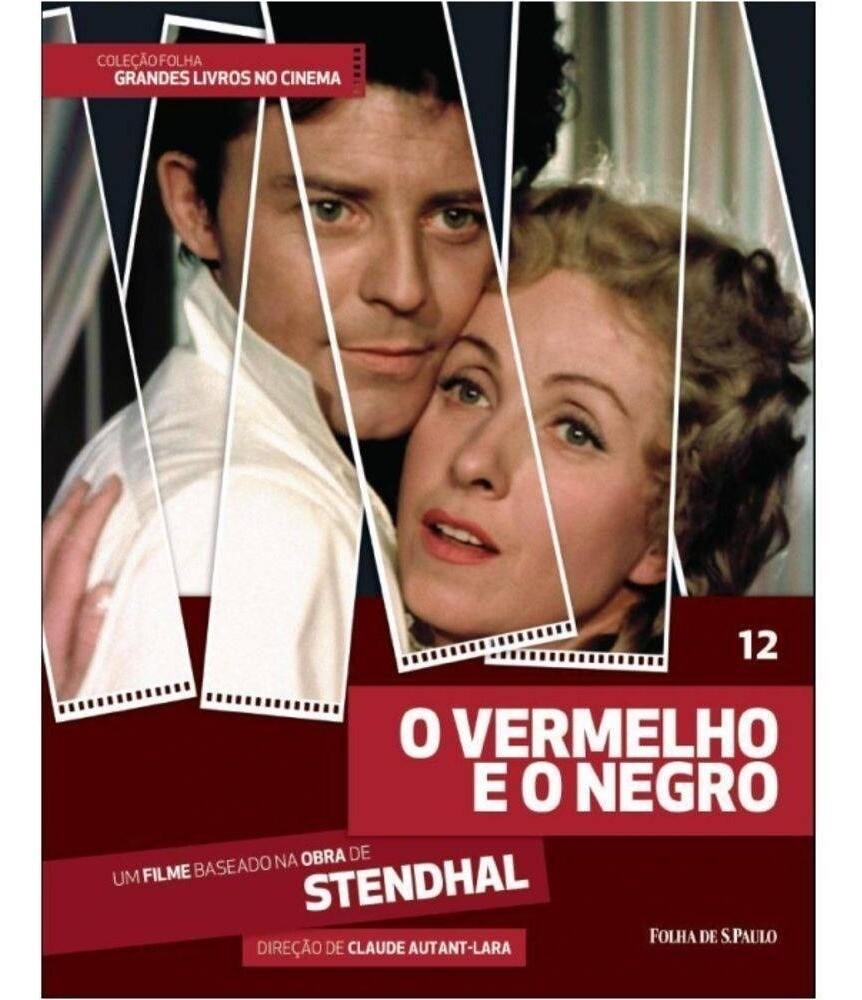 O VERMELHO E O NEGRO - DVD