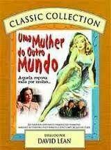 UMA MULHER DE OUTRO MUNDO - DVD
