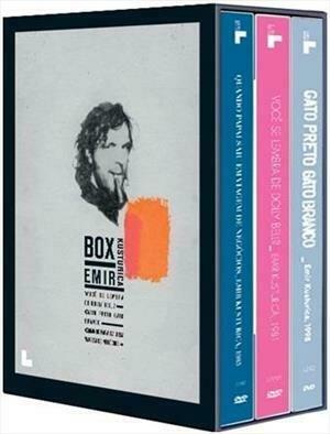 BOX EMIR KUSTURICA - DVD (Ultimas unidade)