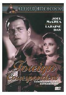 CORRESPONDENTE ESTRANGEIRO - DVD