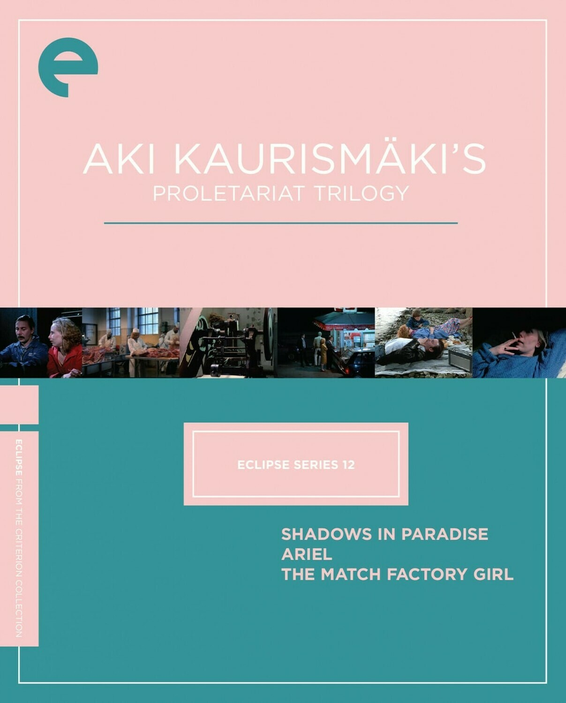 AKI KAURISMAKI - PROLETARIAT TRILOGY - BOX SEY - DVD