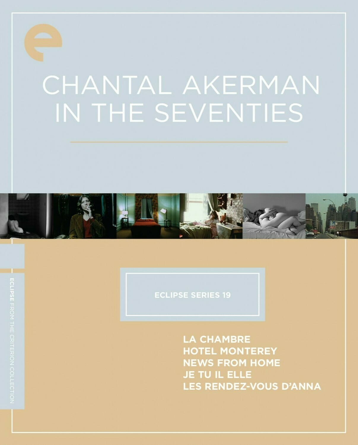 CHANTAL AKERMAN - IN THE SEVENTIES - BOX SET - DVD