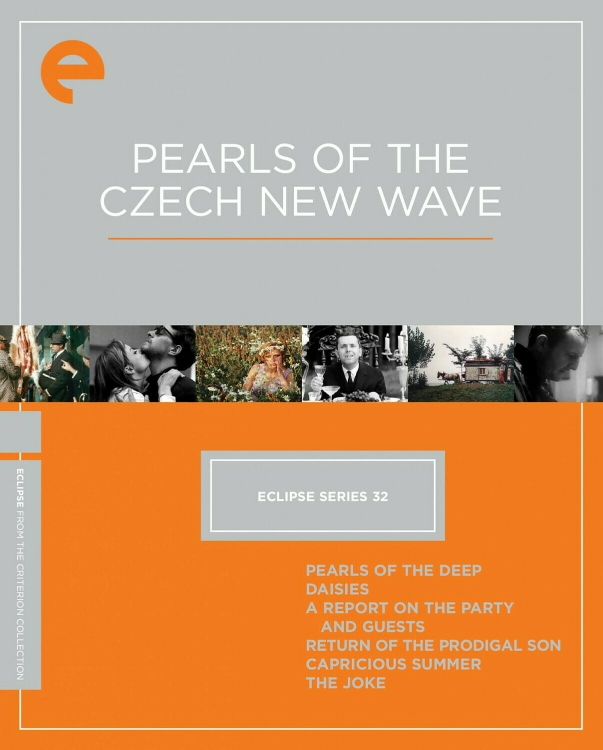 PEARL OF THE CZECH NEW WAVE - BOX SET - DVD