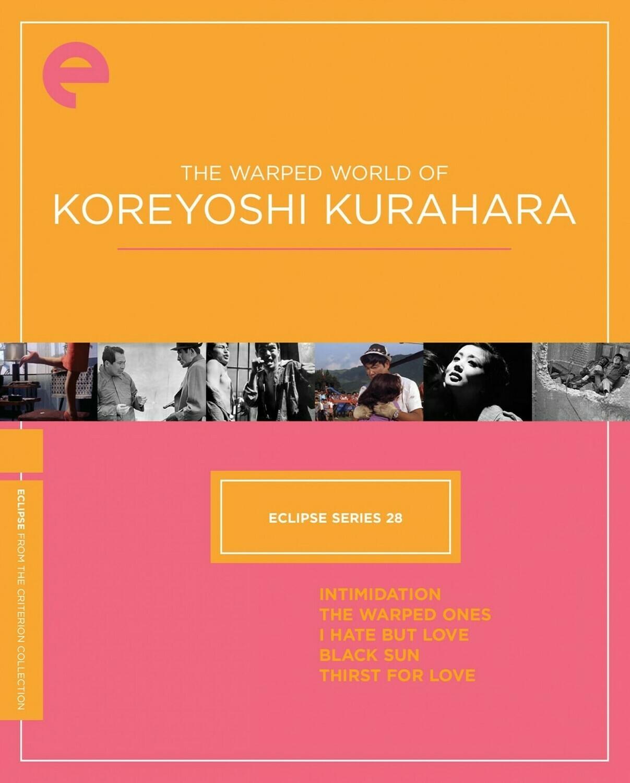 KOREYOSHI KURAHARA - THE WARPED WORLD - BOX SET - DVD