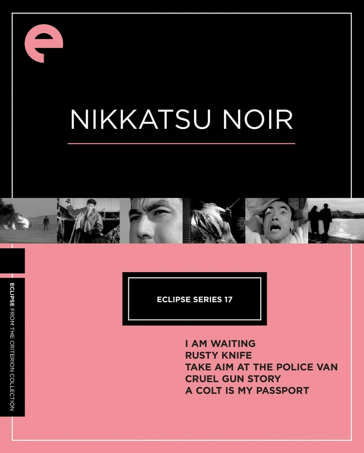 NIKKATSU NOIR - BOX SET - DVD