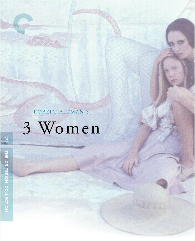 3 WOMAN - BLURAY