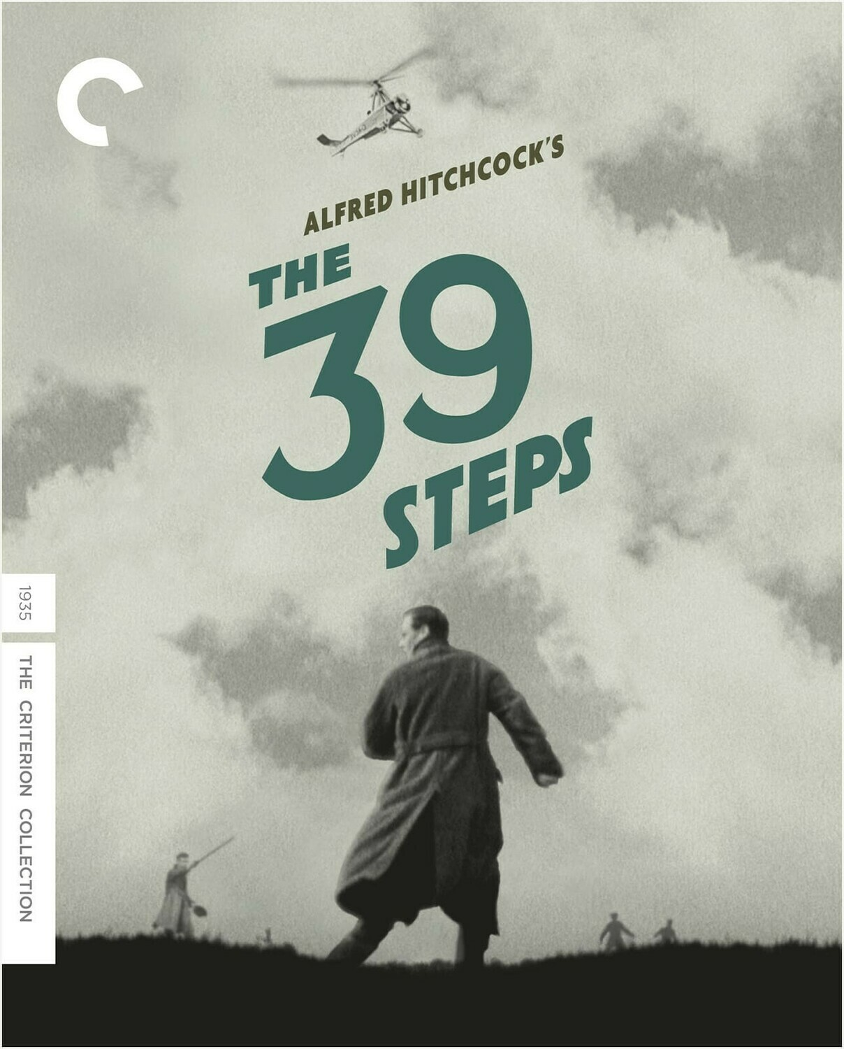 THE 39 STEPS - BLURAY