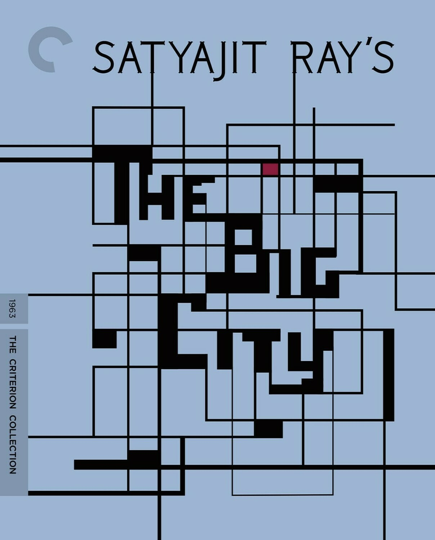 THE BIG CITY - BLURAY