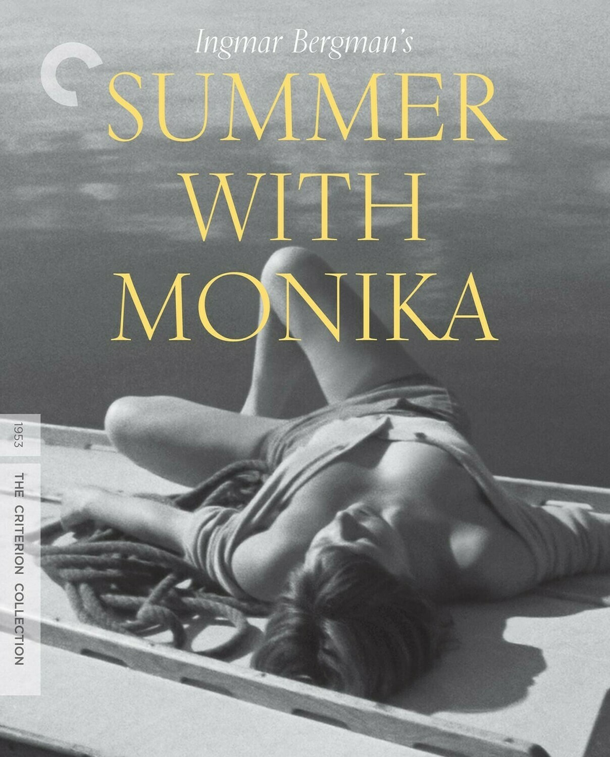 SUMMER WITH MONICA - BLURAY