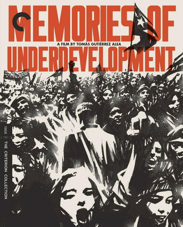 MEMORIES OF UNDERDEVELOPMENT - BLURAY