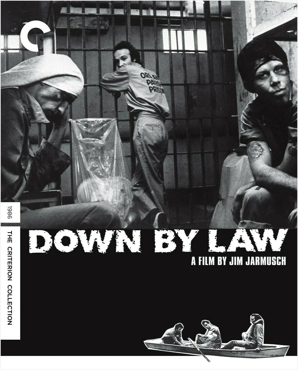 DOWN BY LAW - BLURAY