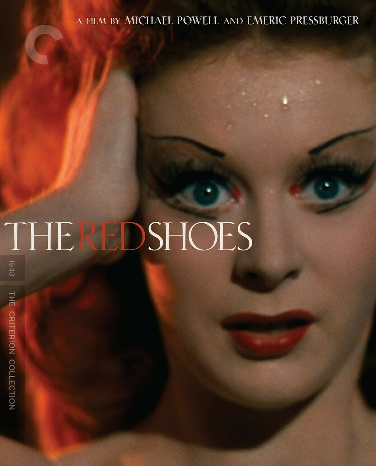 THE RED SHOES - BLURAY