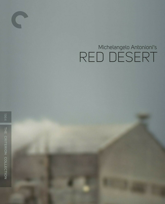 RED DESERT - BLURAY