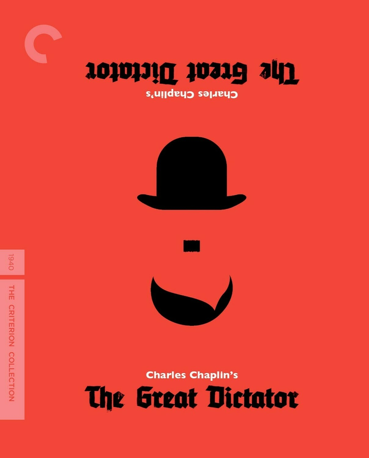 THE GREAT DICTATOR - BLURAY