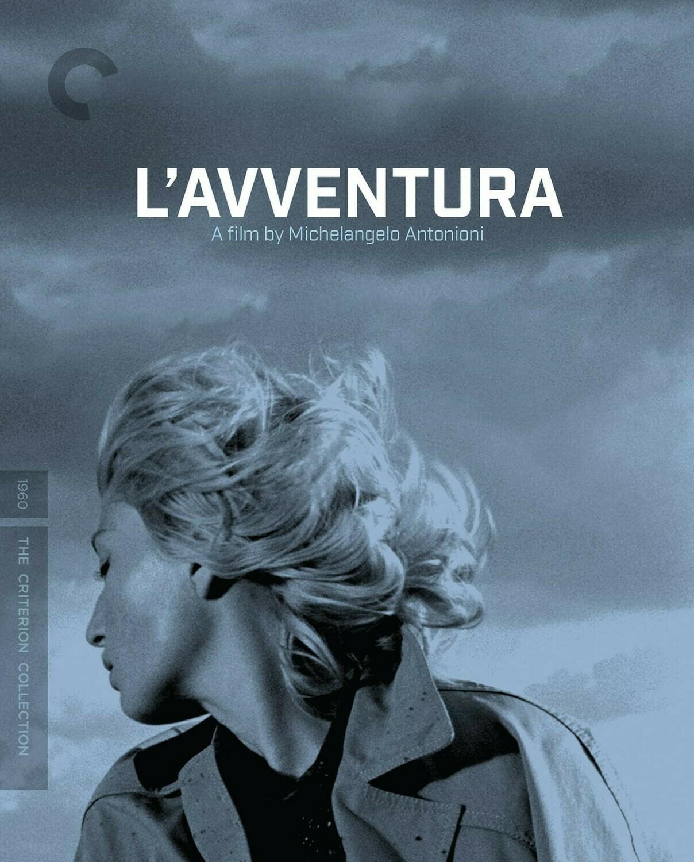 L'AVVENTURA - BLURAY