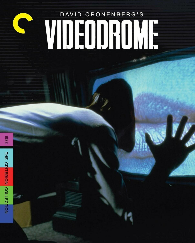 VIDEODROME - BLURAY
