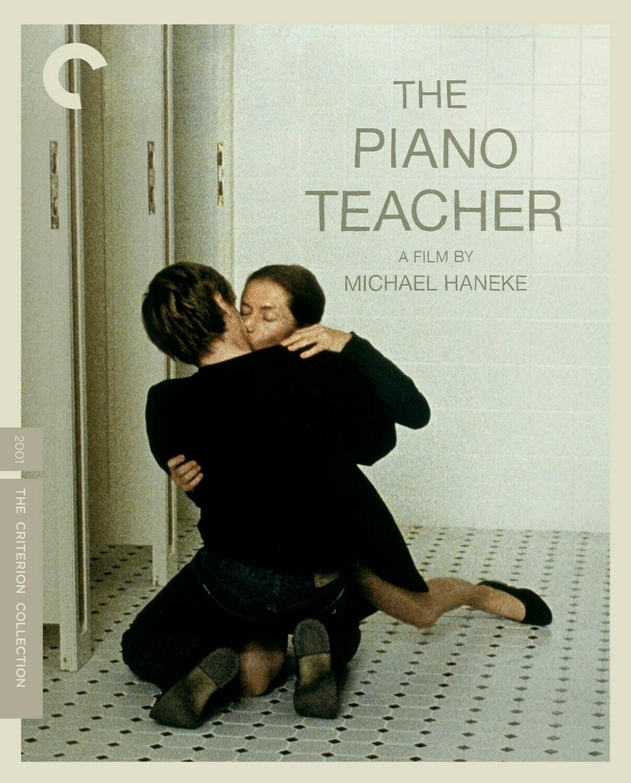 THE PIANO TEACHER - BLURAY