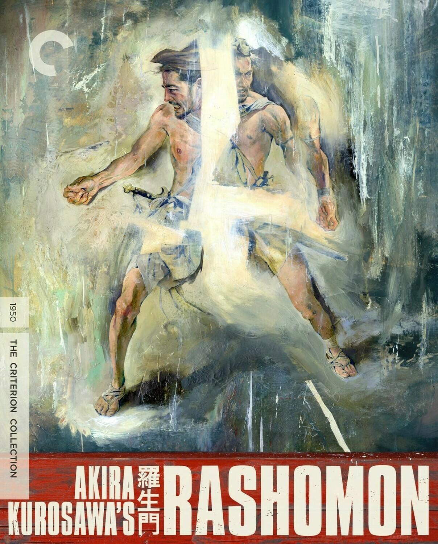 RASHOMON - BLURAY