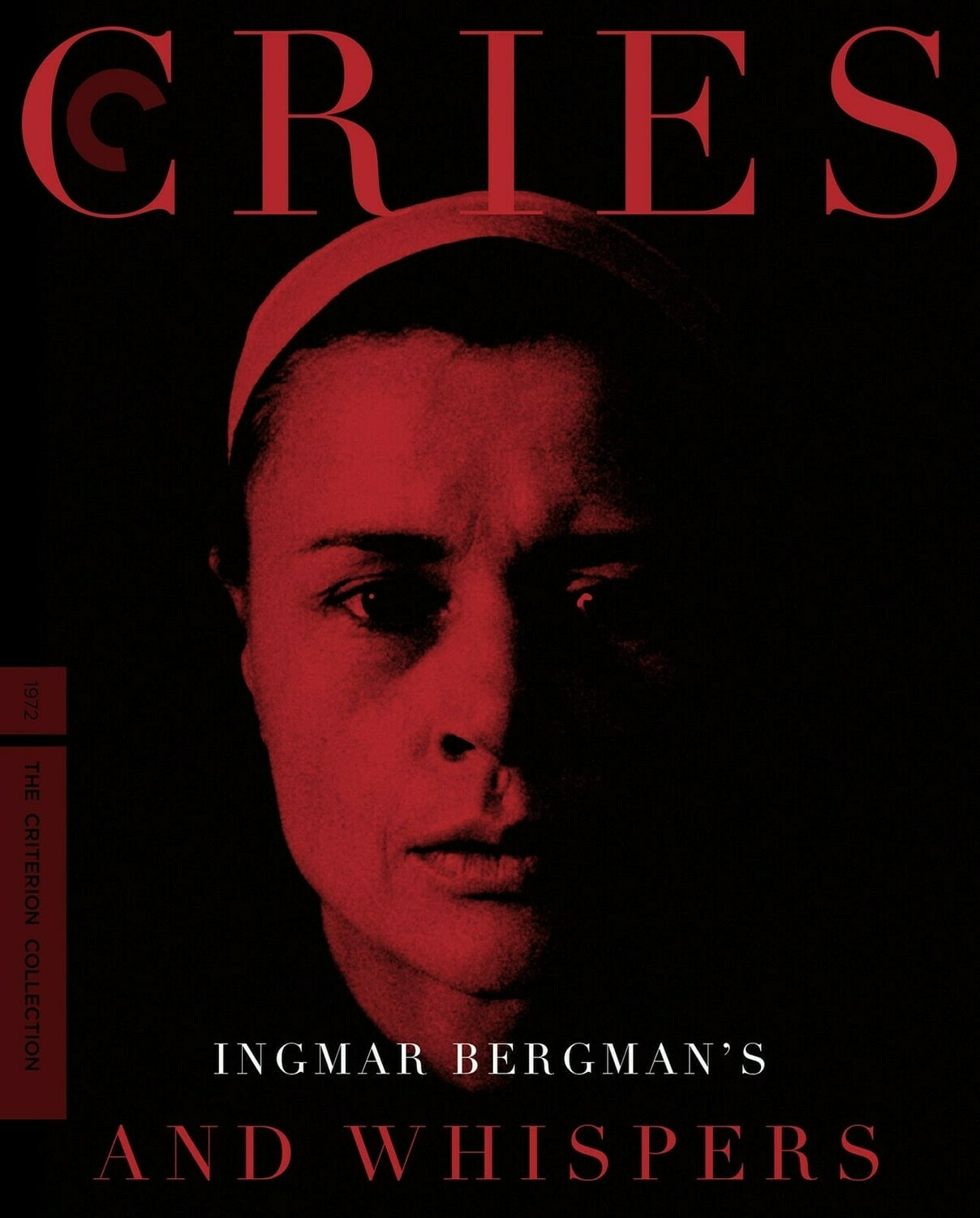 CRIES AND WHISPERS - BLURAY