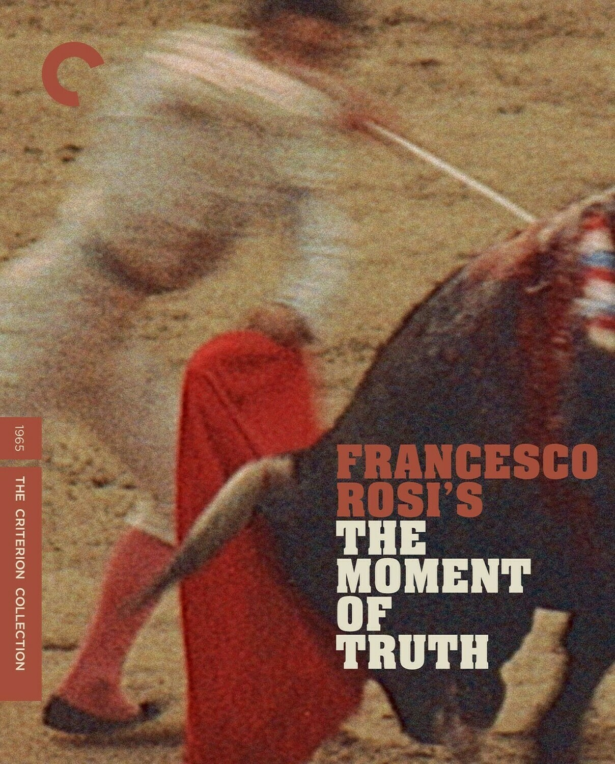 THE MOMENT OF TRUTH - BLURAY