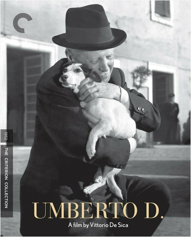 UMBERTO D. - BLURAY