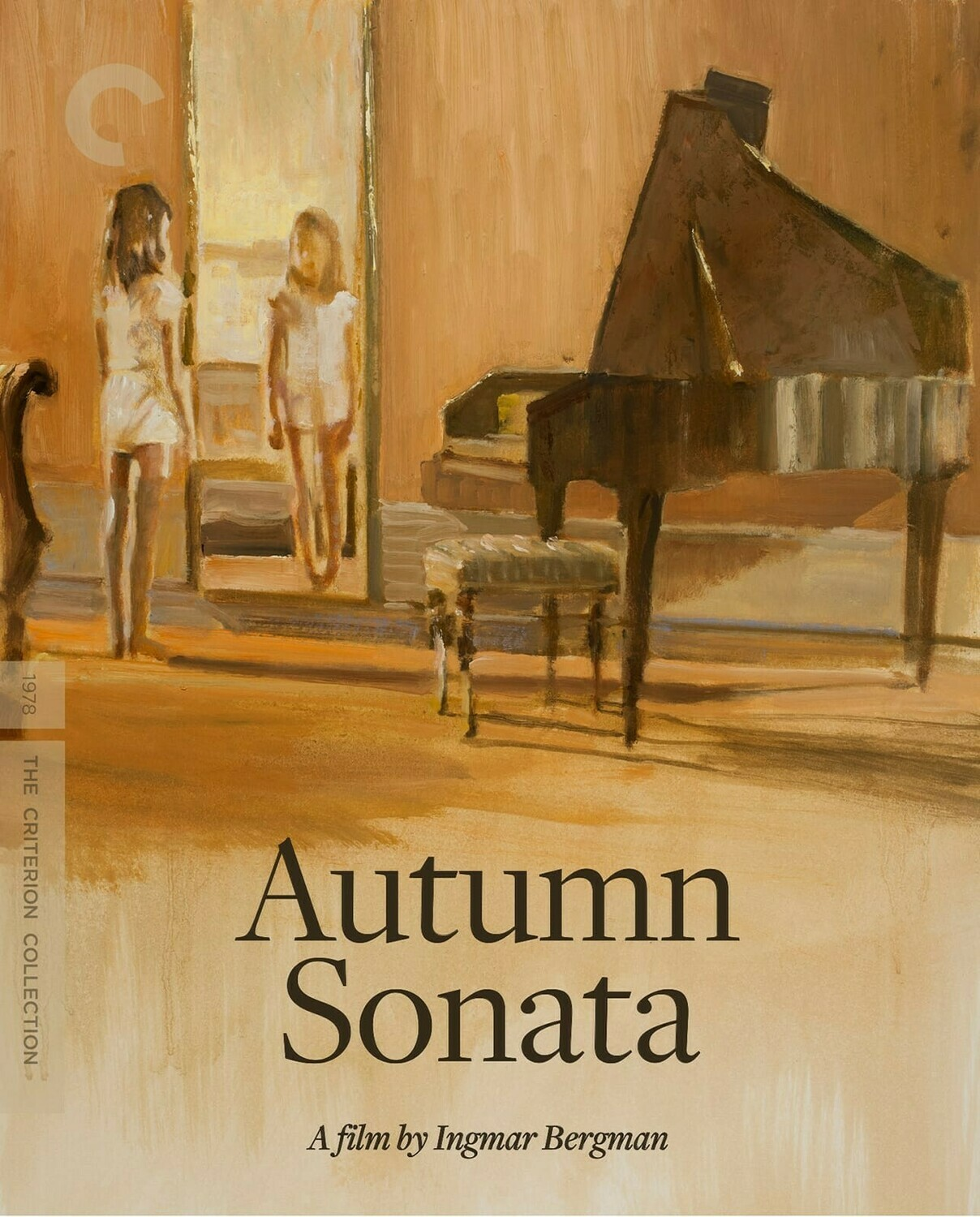 AUTUMN SONATA - BLURAY