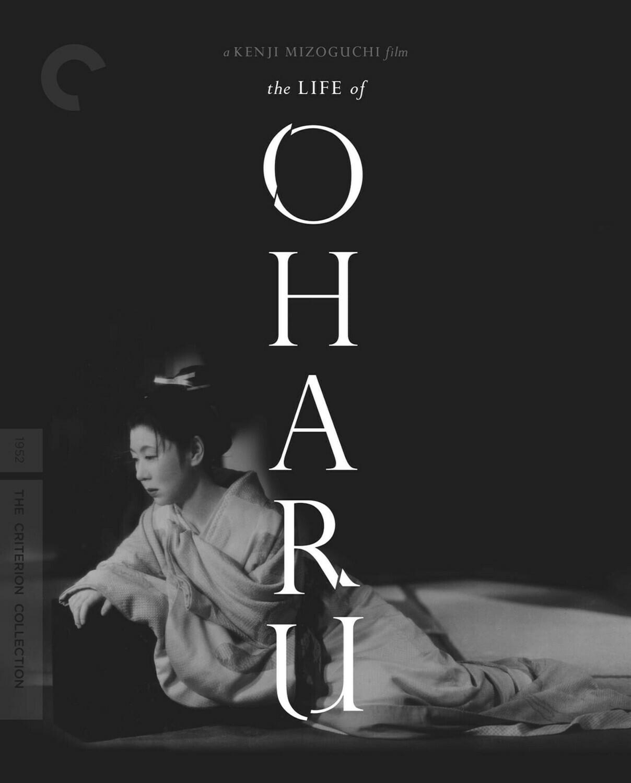 THE LIFE OF OHARU - BLURAY