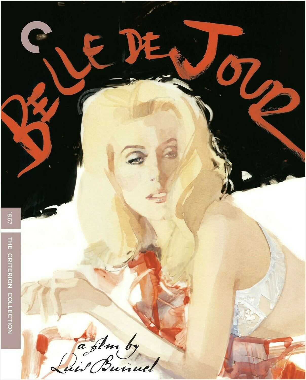 BELLE DE JOUR - BLURAY