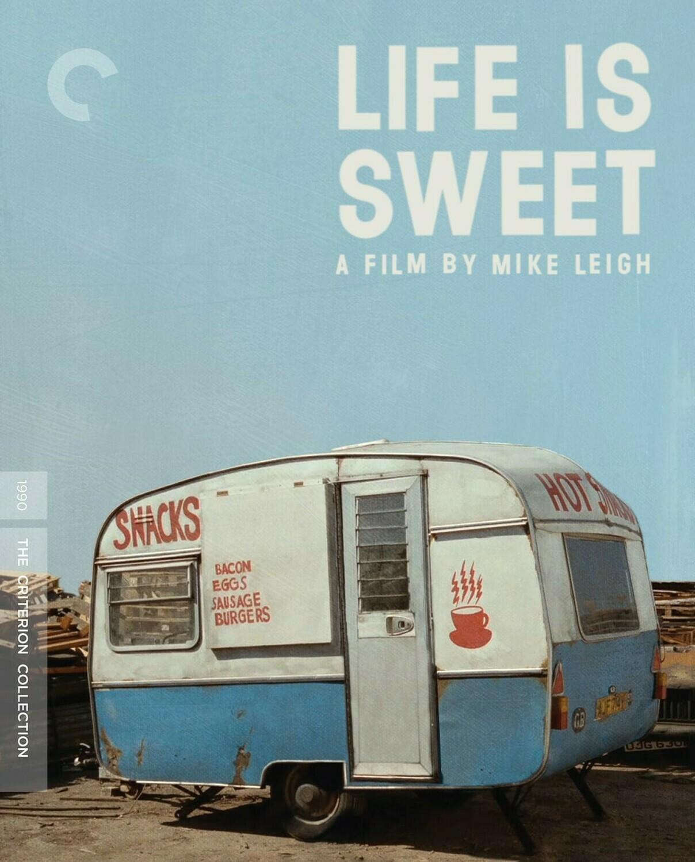 LIFE IS SWEET - BLURAY
