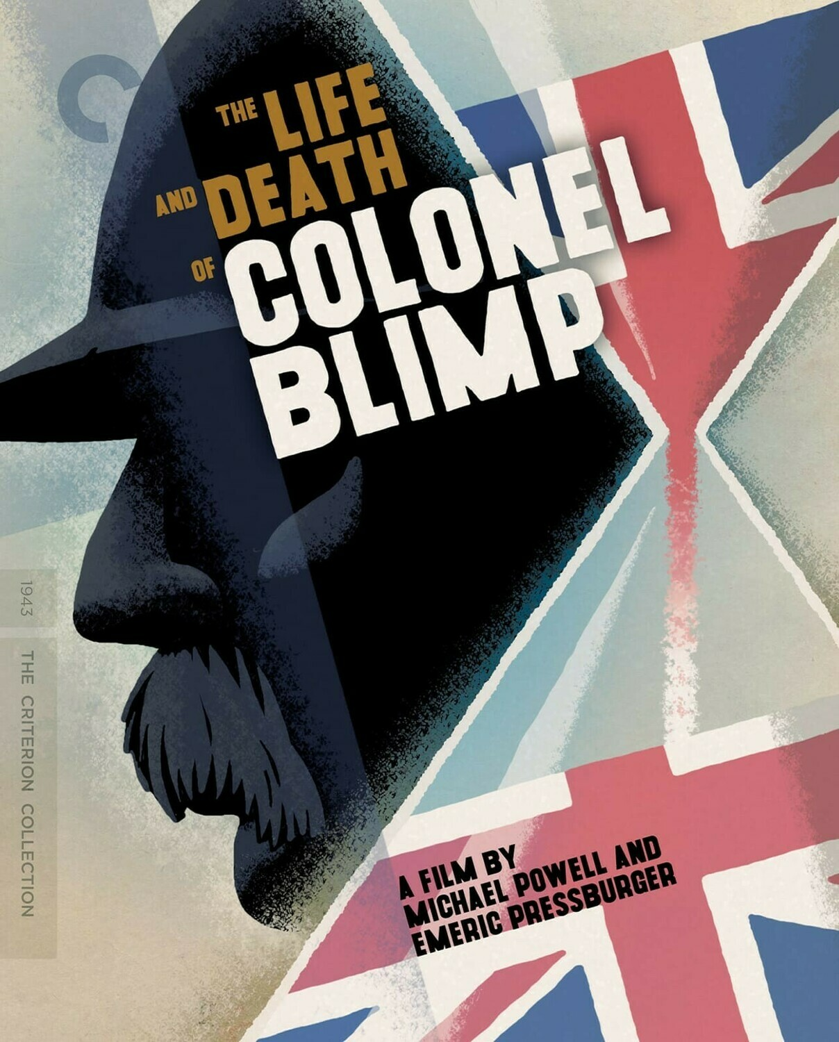 THE LIFE AND DEATH OF COLONEL BLIMP - BLURAY