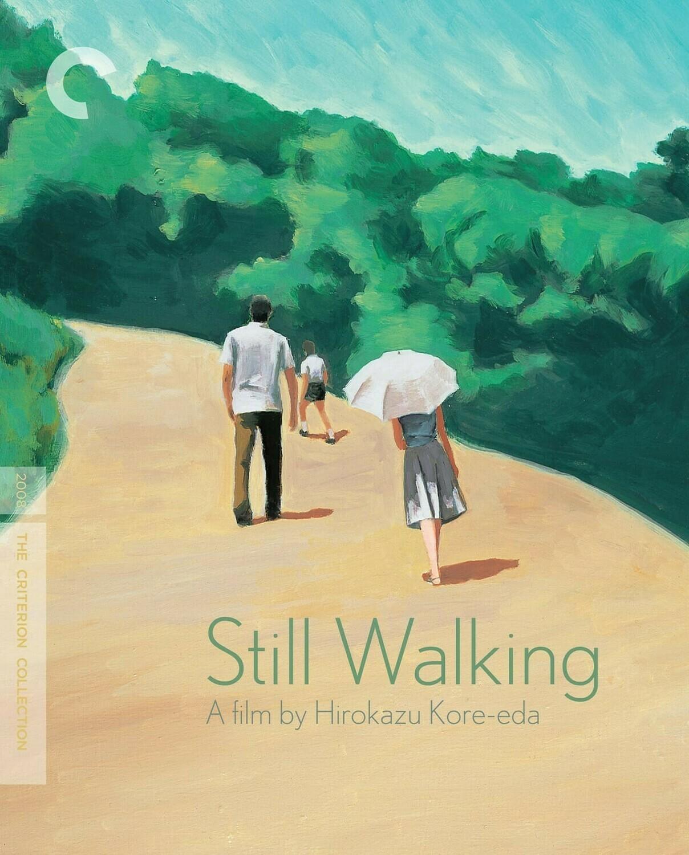 STILL WALKING - BLURAY