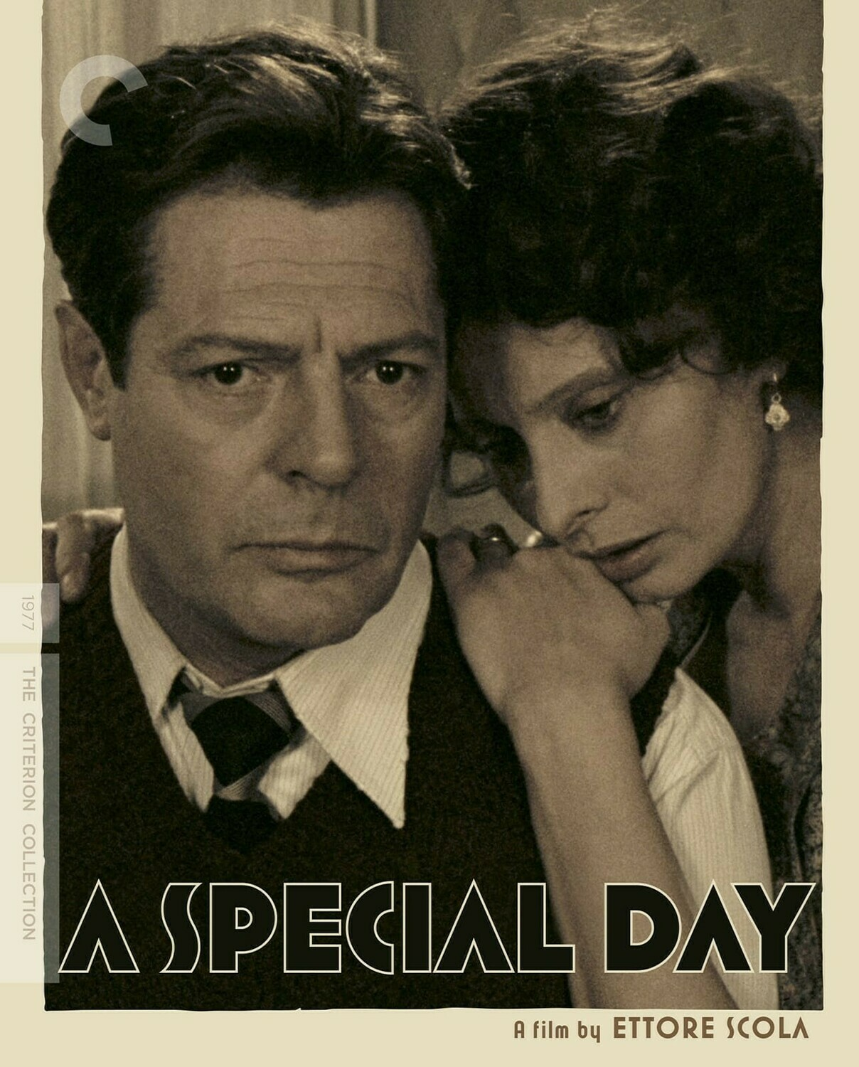 A SPECIAL DAY - BLURAY