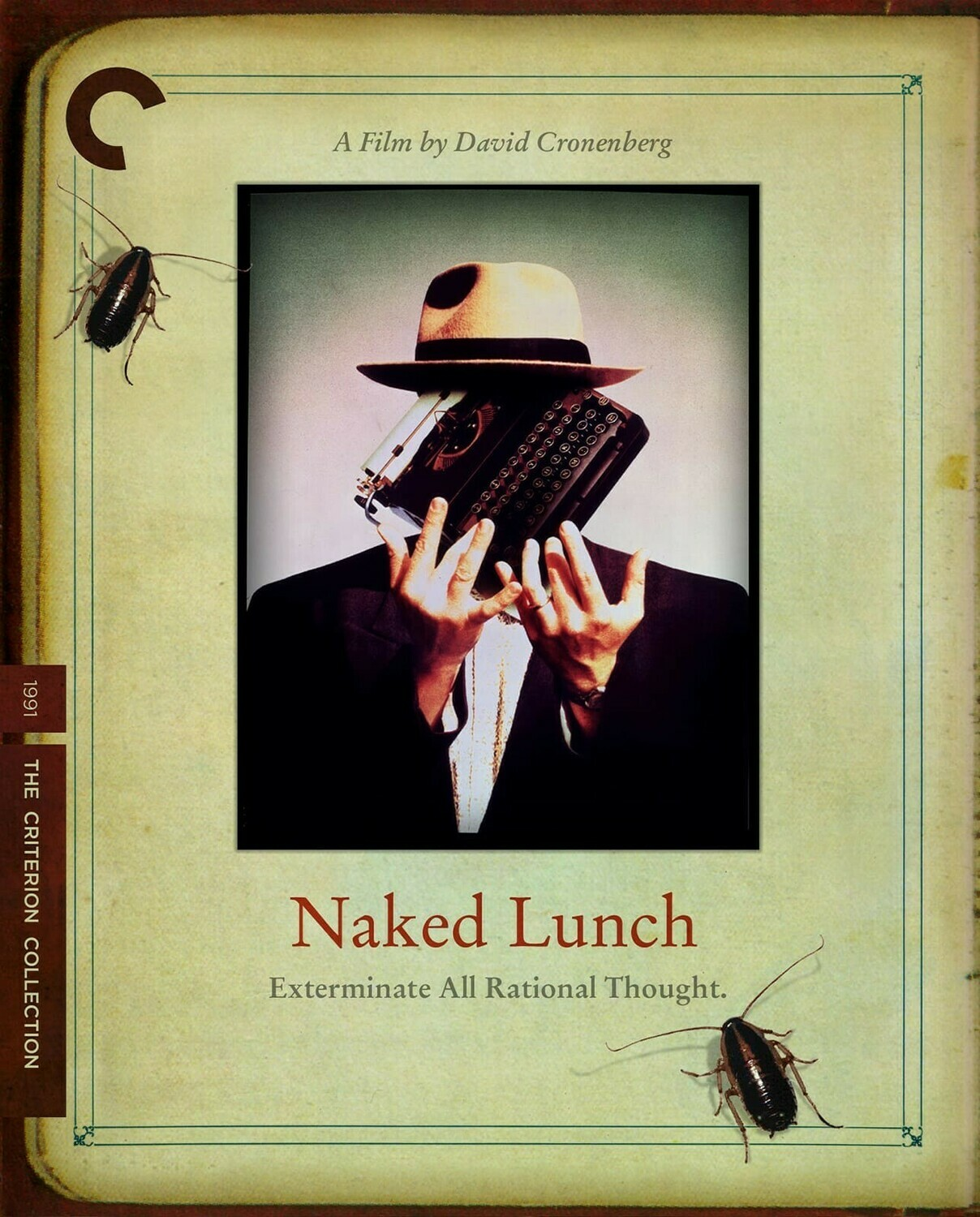 NAKED LUNCH - BLURAY