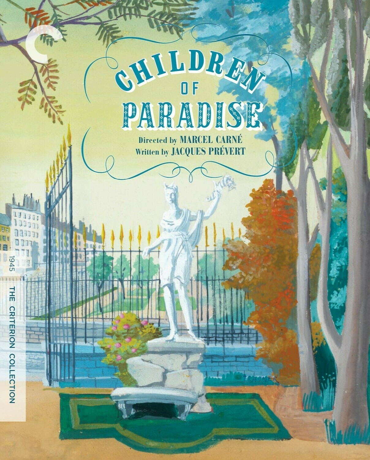 CHILDREN OF PARADISE - BLURAY