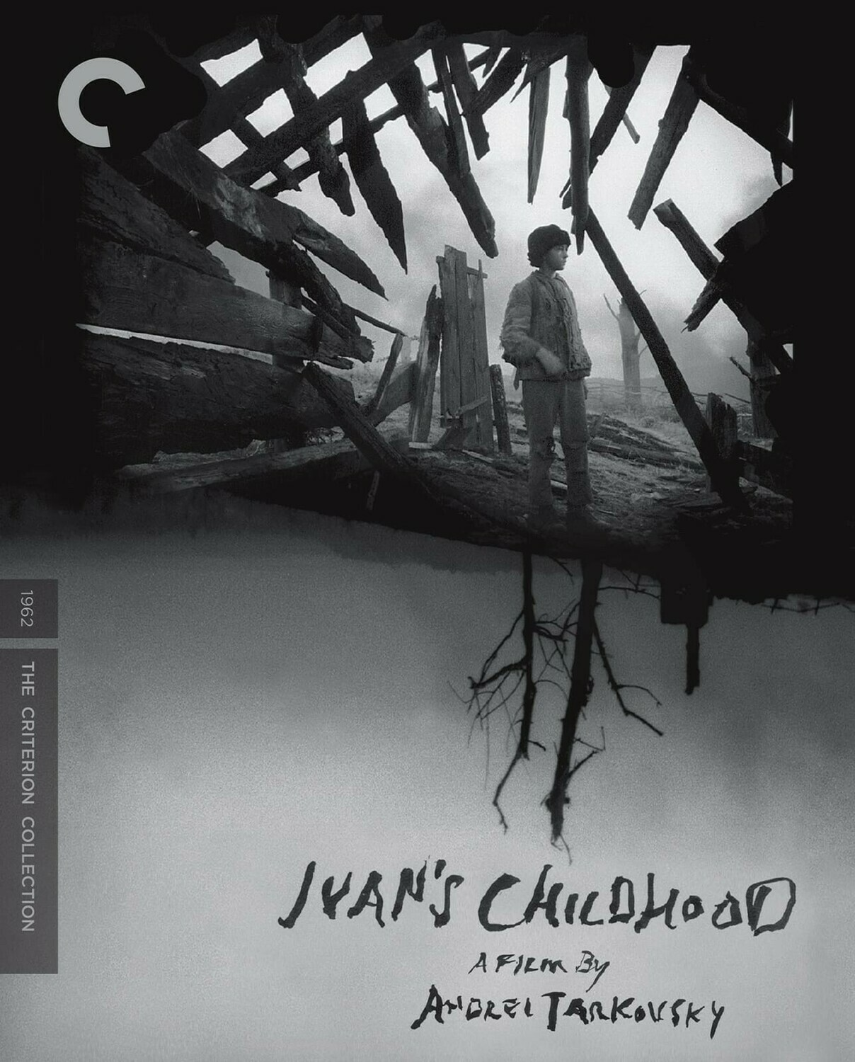 IVAN'S CHILDHOOD - BLURAY