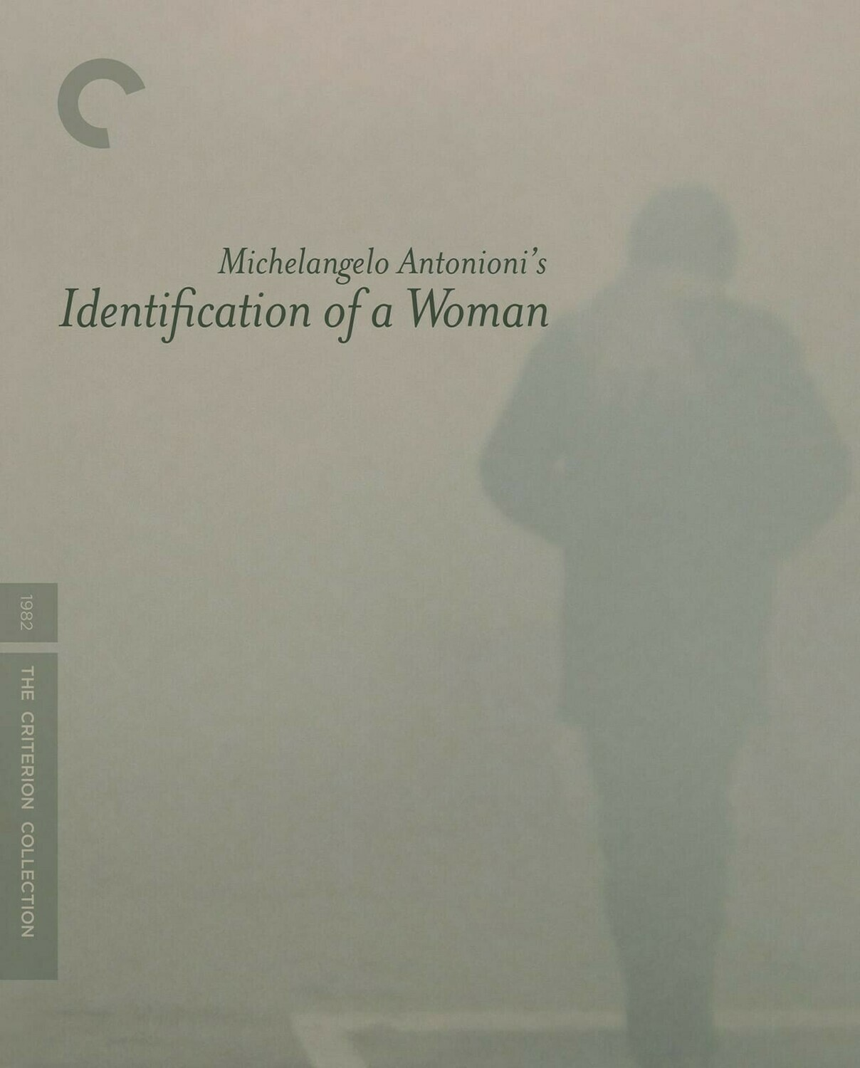 IDENTIFICATION OF A WOMAN - BLURAY