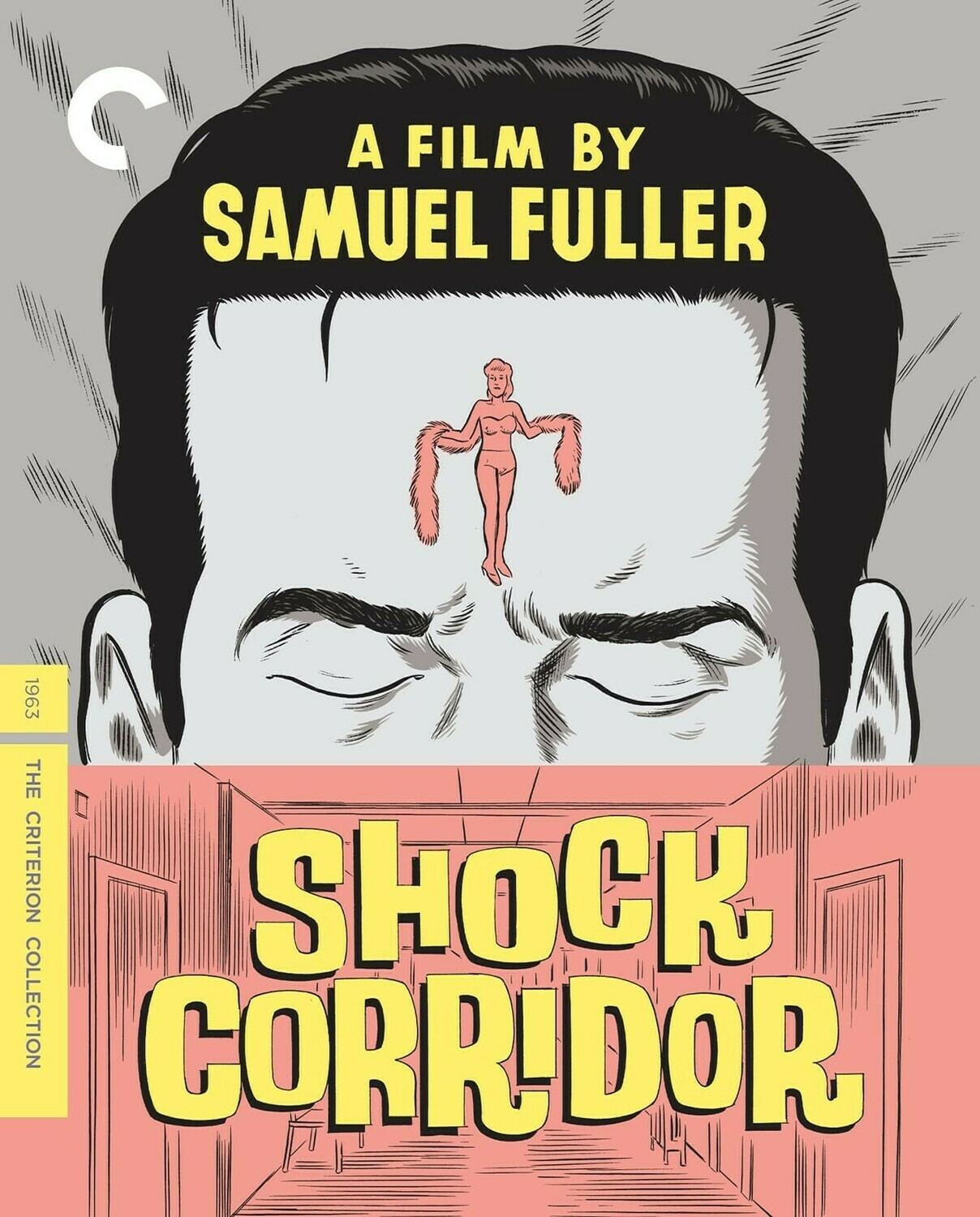 SHOCK CORRIDOR - BLURAY