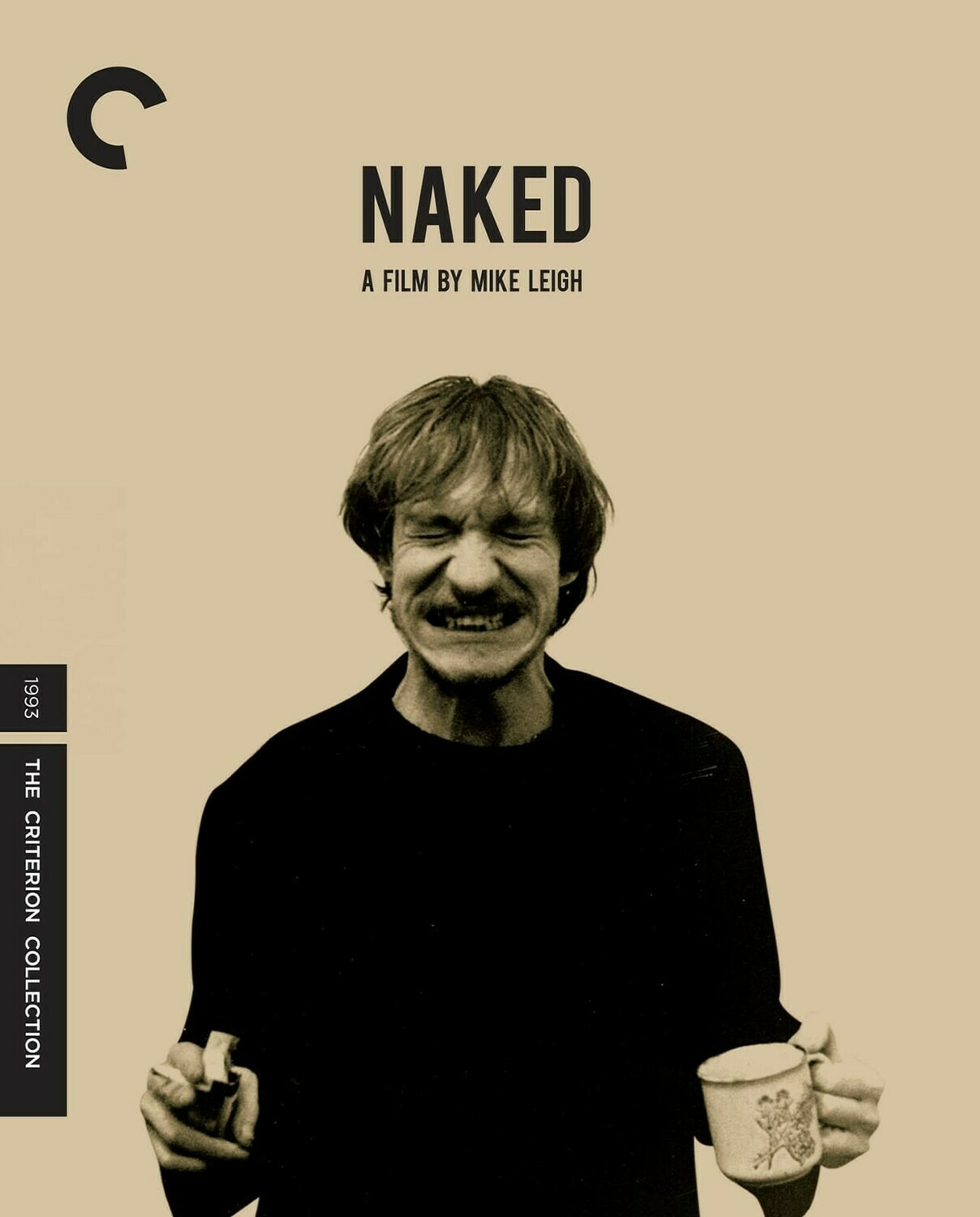 NAKED - BLURAY