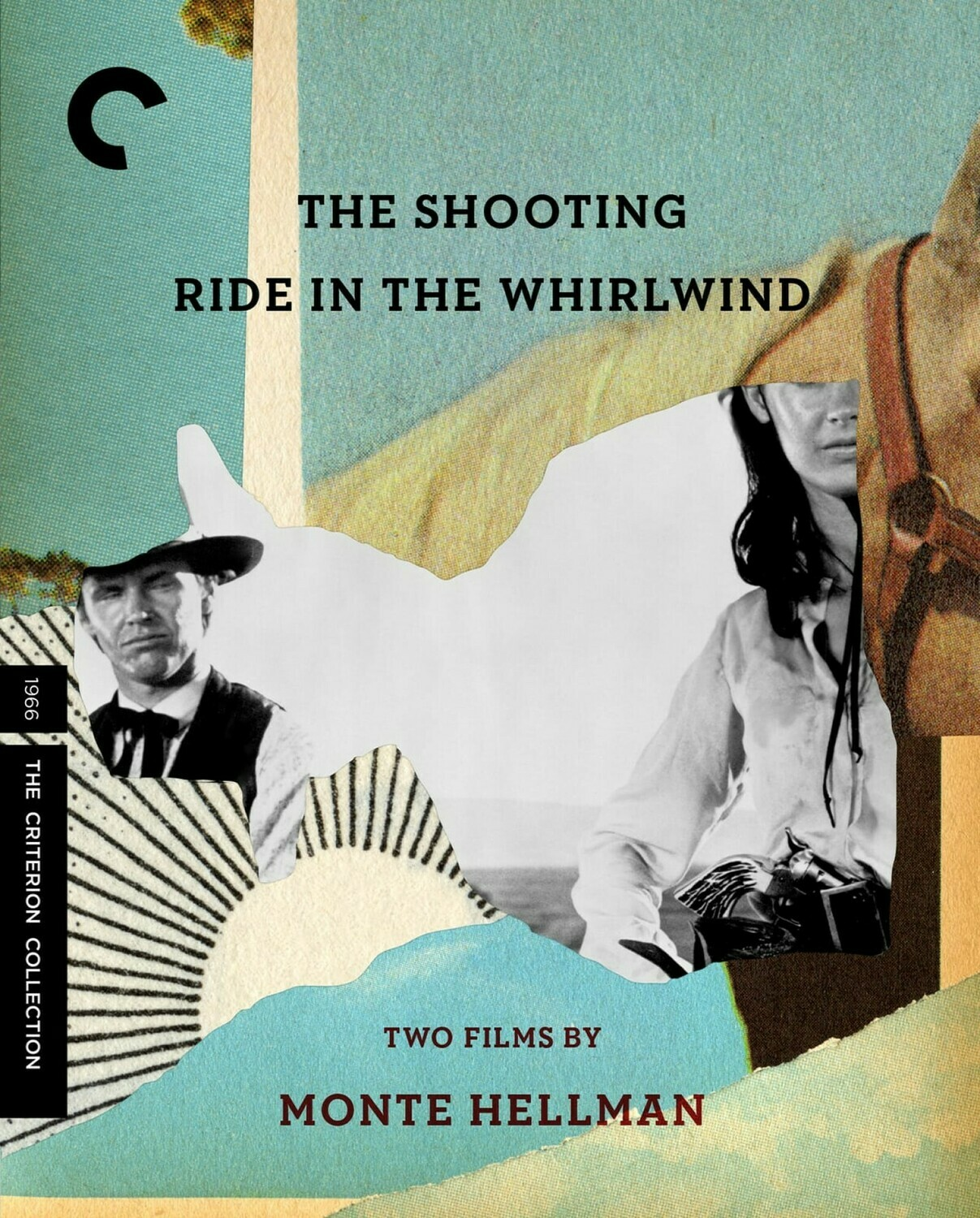 THE SHOOTING / RIDE IN THE WHIRLWIND - BLURAY