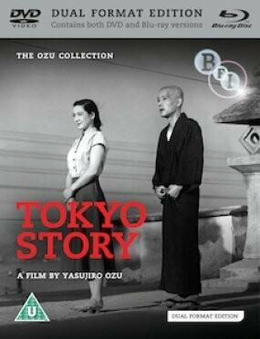 TOKYO STORY - BLURAY