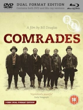 COMRADES - BLURAY