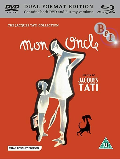 MON ONCLE - BLURAY