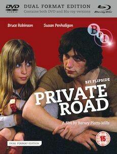 PRIVATE ROAD - BLURAY
