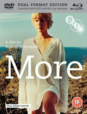 MORE - BLURAY