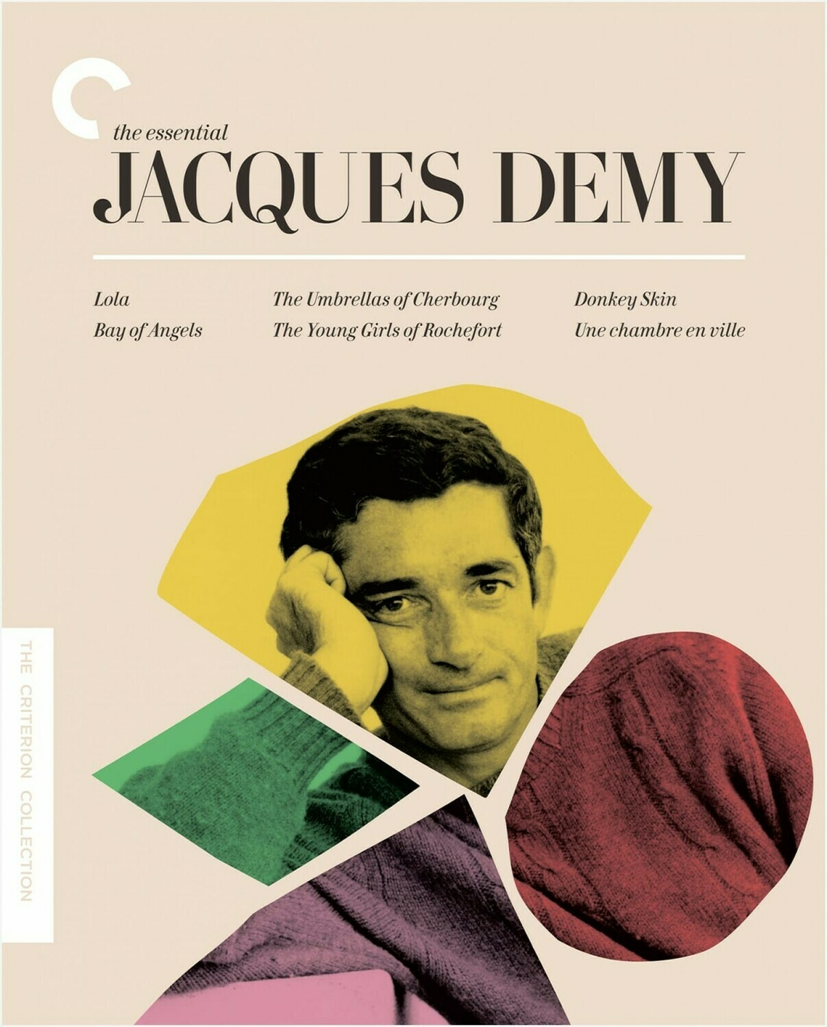 THE ESSENCIAL JACQUES DEMY - BOX SET - BLURAY