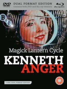 KENNETH ANGER - BOX SET - BLURAY