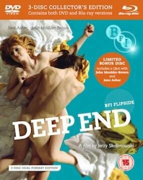 DEEP END - BLURAY