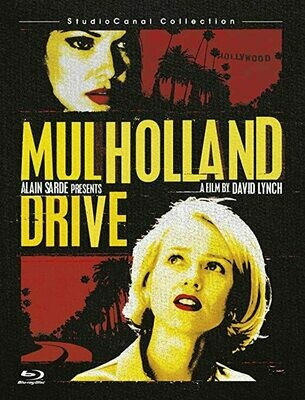 MULHOLLAND DRIVE - SUPER SPECIAL EDITION - BLURAY