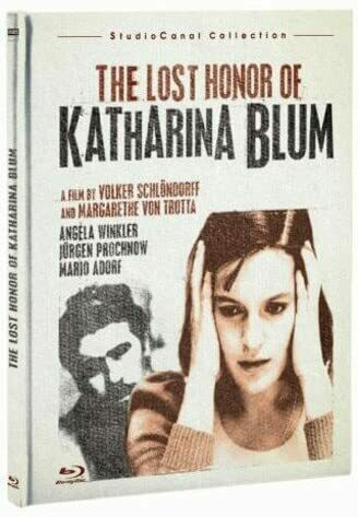 THE LOST HONOR OF KATHARINA BLUM - SUPER SPECIAL EDITION - BLURAY